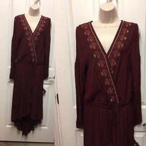 Knox Rose dress, Women's XL